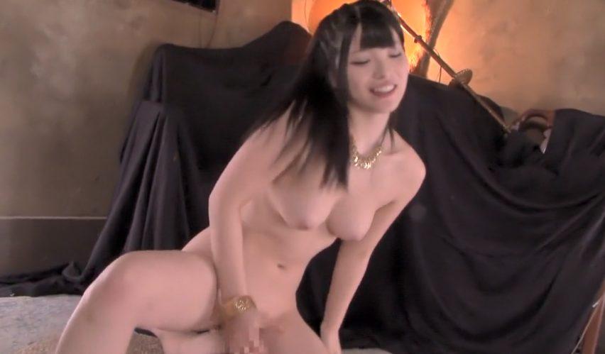 【上原亜衣】セックス大好き亜衣ちゃんが彼処をこすり続けて中出し!